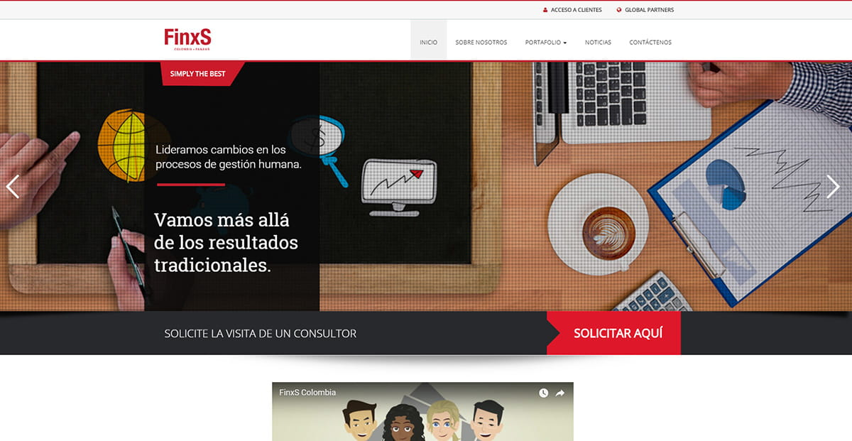 Proyecto web - FinxS